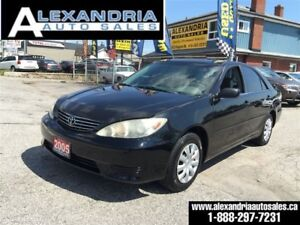 2005 Toyota Camry LE safety and e test included