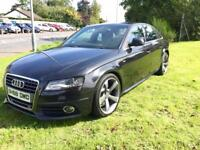 AUDI A4 2.0 TDI S-LINE, 2008, FULL LEATHER INTERIOR **FINANCE THIS FROM £43 PER WEEK**