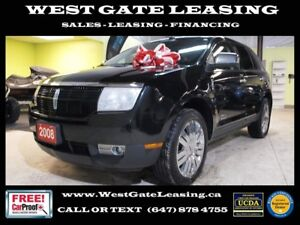 2008 Lincoln MKX LIMITED AWD | LEATHER | NAVIGATION |