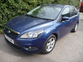 2009 Ford Focus 1.6 Zetec 5dr FULL 12 MONTHS MOT, S/HISTORY CAR FINANCE CHEAP USED CARS LEICESTER