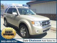 2011 Ford Escape Limited 3.0L V6, 4x4 Leather, Sumroof Dartmouth Halifax Preview