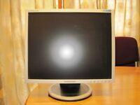 "monitor Samsung 740N, 17"""