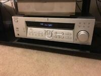 Sony 5.1 cinema system, stereo, mp3, music, awesome