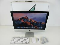 iMac 21.5 2014 8GB 500GB HDD Wireless Keyboard & Magic Wireless Mouse Latest Software Perfect !!!