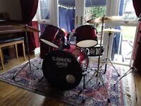 5 Piece Cannon Adder Drum Kit