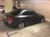 M Sport BMW Metallic Grey 1 series coupe 2009 (58 plate) GREAT PRICE GREAT CONDITION