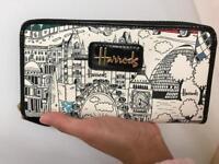 Harrods Monochrome London Wallet