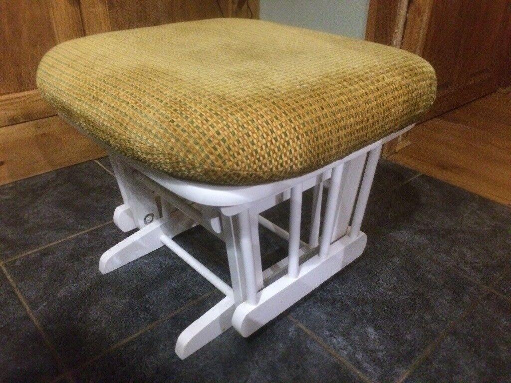 Dutailier rocking footstool