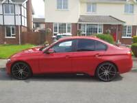 BMW 320d Full M Performance Kitted 2013
