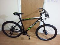 JAMIS Trail X Bike with 26 wheel size and 21 inch frame size