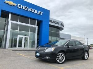 2014 Buick Verano SUNROOF LANE DEPARTURE HEATED SEATS!!!