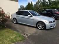 2007 Bmw 320d M Sport Manual FSH 2 Keys