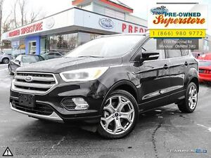 2017 Ford Escape Titanium>>>pano roof/nav<<<