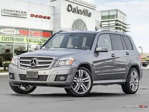 2011 Mercedes-Benz GLK-Class GLK350 4MATIC | AWD | DUAL SUNROOF