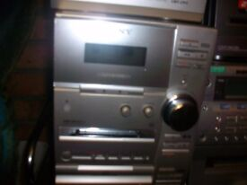 SONY CP33MD STEREO SYSTEM