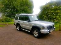 LANDROVER DISCOVERY 2, 2003 YEAR, 7 SEATER GS STATION WAGON! READY TO GO!