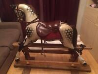 Rocking Horse Workshop 'Oliver' Rocking Horse based on original G&J Lines Pattern