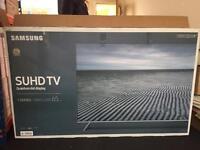"Samsung 65"" 4K Super UHD smart led tv ue65ks7000"