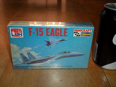 F-15 EAGLE FIGHTER PLANE, HASEGAWA - SNAP TOGETHER MODEL PLANE MINI KIT