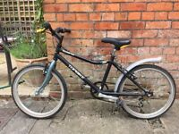 TOPBIKE bike in good condition, ideal for kids aged up to 10