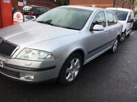 Skoda Octavia 2.0 PD 140 Tdi 54 reg good condition drives superbly any trial inspection vw passat