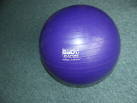 BODY SCULPTURE EXERCISE BALL Free to collect