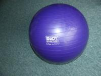 BODY SCULPTURE EXERCISE BALL