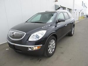2012 Buick Enclave CXL $105 Weekly 7 Pass Leather & SunRoof