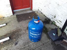 15kg butane calor gas bottle blue