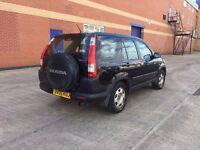 LPG GAS Honda Cr-V 2.0 i-VTEC SE Station Wagon 5dr *** LPG GAS *** DRIVES LOVELY VERY ECONOMICAL