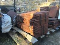 Brand New Roof Tiles and Some Reclaimed Roof Tiles - FREE Hardcore etc