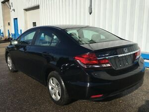 2013 Honda Civic LX *HEATED SEATS* Kitchener / Waterloo Kitchener Area image 3