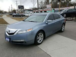 2009 Acura TL Navigation Camera B/T Push start