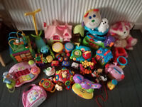 Huge toddler toy bundle plus megabloks