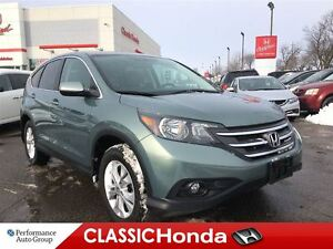 2013 Honda CR-V EX | REAR CAM | ALLOYS | HEATED SEATS | ECON |