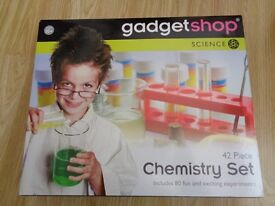 Gadget Shop 42 piece Chemistry Set