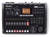 ZOOM R8 Multitrack Recorder / Sampler / Effects unit
