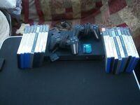 PS2 & various games