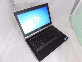 Dell Latitude E6420 Business Laptop Intel Core i5 ,Webcam 4GB 250GB 7 Pro