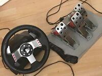 G27 Steering wheel