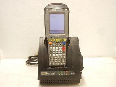 Psion Teklogix 7535 G2 Used Handheld Pistolgrip Scanner W Hu4002 Charger 7535g2