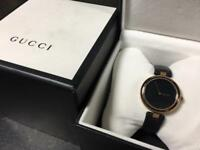 Gucci Diamantissima ladies watch - boxed with original receipt and booklets