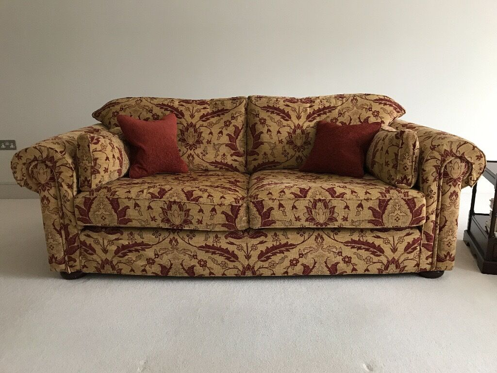 Multiyork Rochester Extra Large Sofa And 2 Matching Armchairs In Shalazar Fabric