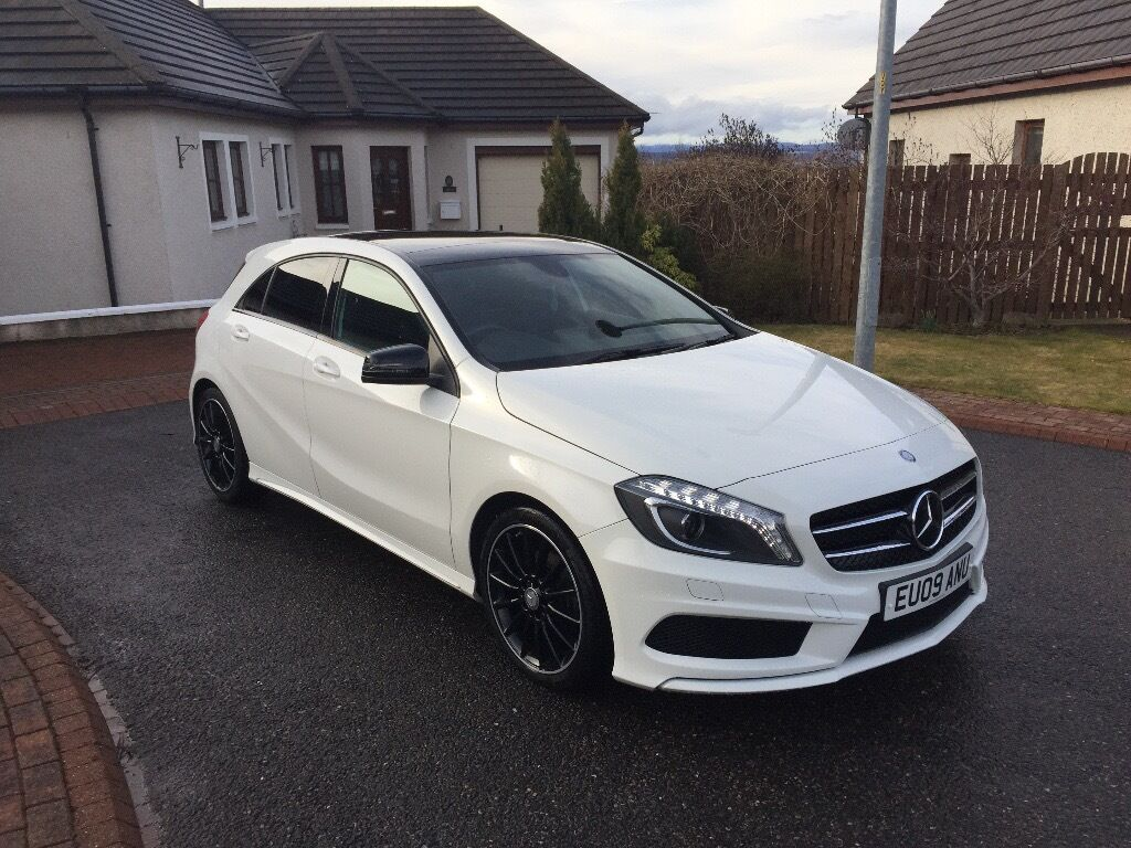 mercedes benz a180 cdi sport pan roof night pack 18 39 39 amg alloys 1 5 5dr in inverness. Black Bedroom Furniture Sets. Home Design Ideas