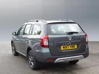 Dacia Logan MCV STEPWAY SE SUMMIT DCI (grey) 2017-06-30