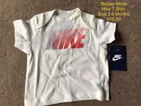 Baby NIke T Shirt