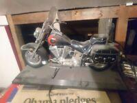 Vintage Harley Davidson phone