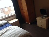Lovely fully furnished double room (All bills inclusive) in a nice and quiet area of Scunthorpe
