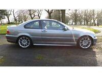 BMW 3 SERIES GOOD EXAMPLE + ELECTRIC HOOD