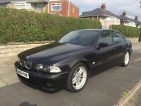 BMW 535i SPORT-M 3.5 V8 241 BHP STUNNING CAR TO LOOK AT AND DRIVE WILL ONLY GO UP IN VALUE RARE!